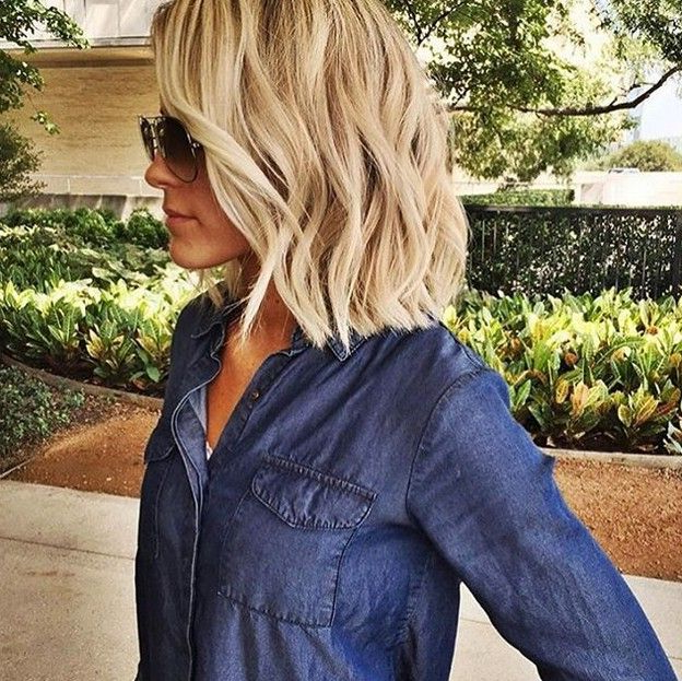 Featured Photo of Long Blonde Choppy Hairstyles