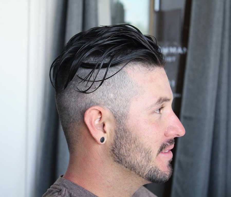 21 Undercut Haircuts + Hairstyles For Men (2019 Update) Regarding Long Hairstyles Undercut (View 4 of 25)