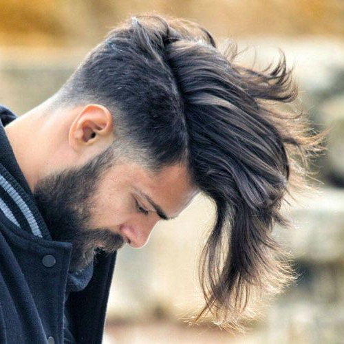 21 Undercut Hairstyles For Men You Would Love To Watch Again & Again Intended For Long Hairstyles Undercut (View 11 of 25)