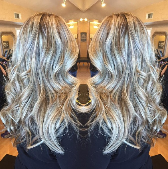 22 Best Hairstyles For Thick Hair – Sleek, Frizz Free & Contemporary For Long Haircuts For Thick Curly Hair (View 22 of 25)