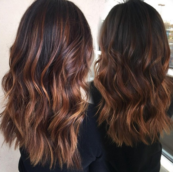 22 Best Hairstyles For Thick Hair – Sleek, Frizz Free & Contemporary Throughout Long Haircuts For Wavy Hair (View 15 of 25)