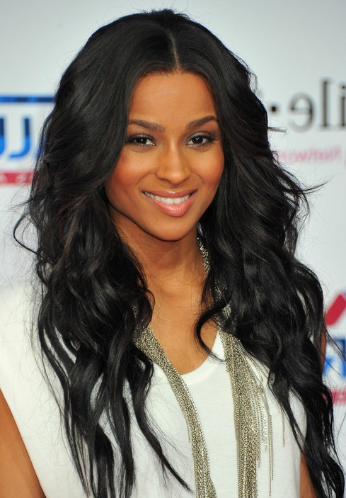 Featured Photo of Ciara Long Hairstyles