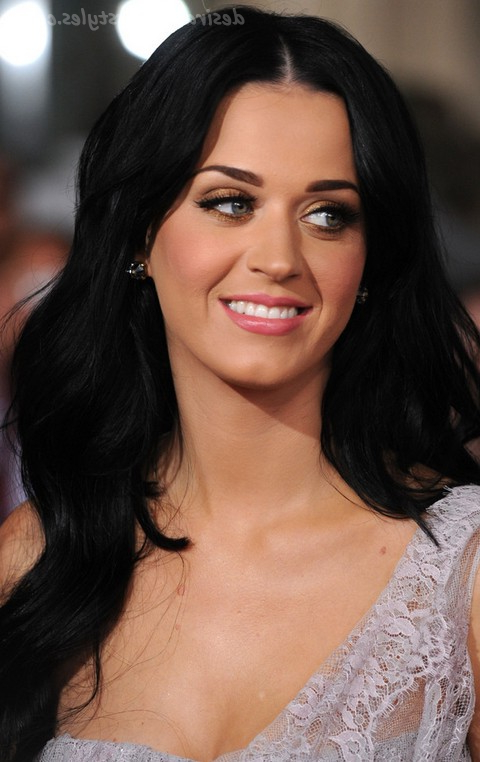 22 Katy Perry Hairstyles – Pictures Of Katy Perry's Hair Styles – 10 With Regard To Katy Perry Long Hairstyles (View 3 of 25)