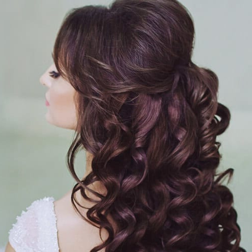 23 Attention Grabbing Formal Hairstyles For Long Hair Inside Long Hairstyles Formal Occasions (View 8 of 25)