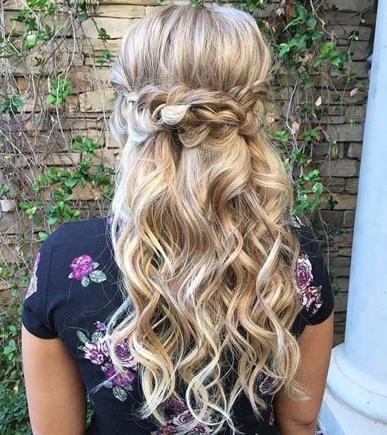 23 Attention Grabbing Formal Hairstyles For Long Hair Inside Long Hairstyles Formal Occasions (View 5 of 25)