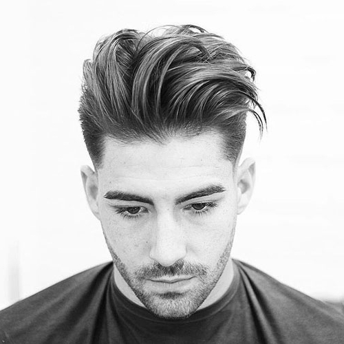23 Best Quiff Hairstyles For Men 2019 | Men's Haircuts + Hairstyles 2019 Pertaining To Hairstyles Quiff Long Hair (View 18 of 25)