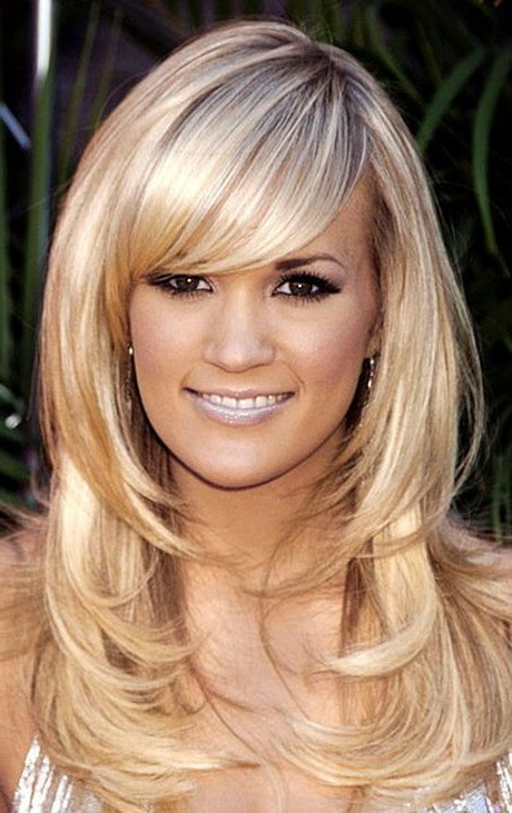 23 Chic Layered Haircuts For Various Hair Lengths – Styleoholic Inside Long Shaggy Layered Hairstyles (View 13 of 25)