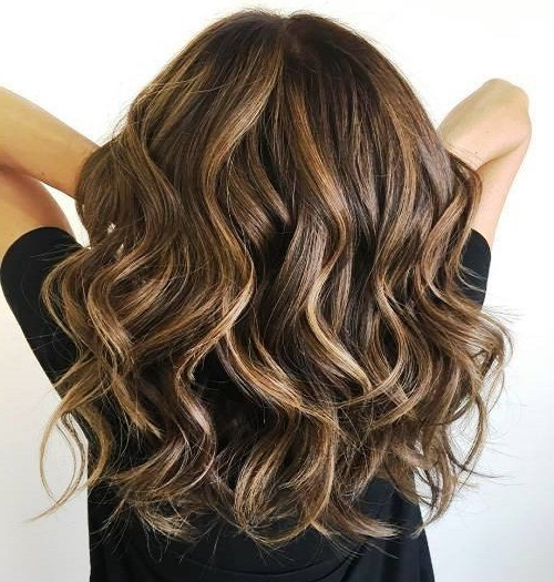 23 Long Hairstyles To Get A Perfect Look This Season For Long Choppy Haircuts With A Sprinkling Of Layers (View 15 of 25)