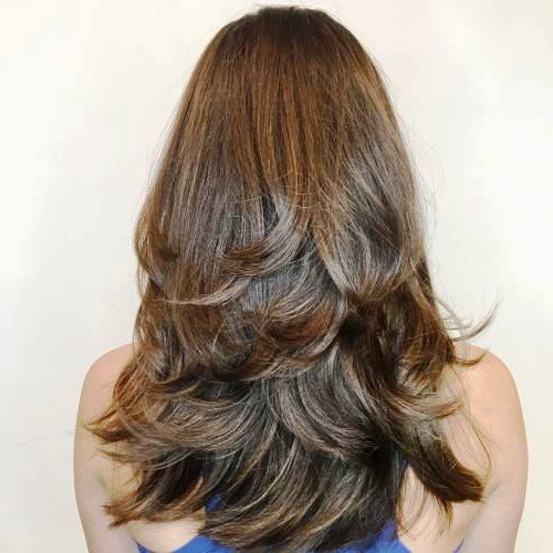 23 Long Hairstyles To Get A Perfect Look This Season For Multi Layered Mix Long Hairstyles (View 2 of 25)