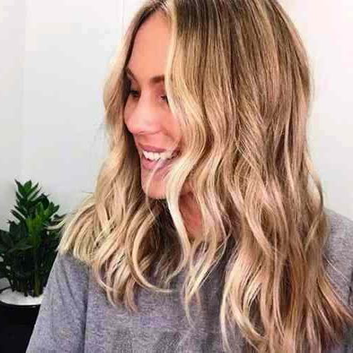 23 Long Hairstyles To Get A Perfect Look This Season In Bedhead Layers For Long Hairstyles (View 8 of 25)
