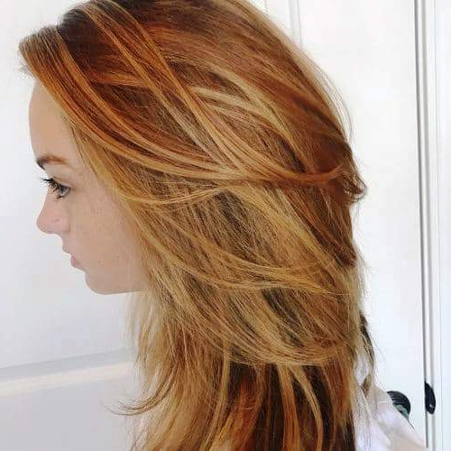 23 Long Hairstyles To Get A Perfect Look This Season Regarding Long Haircuts Layers (View 24 of 25)