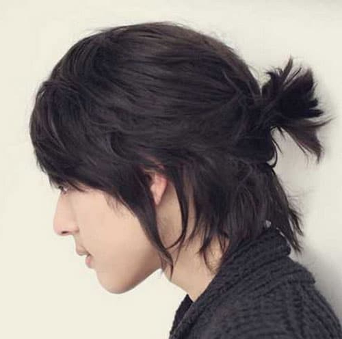 23 Popular Asian Men Hairstyles (2019 Guide) With Regard To Chinese Long Haircuts (View 21 of 25)