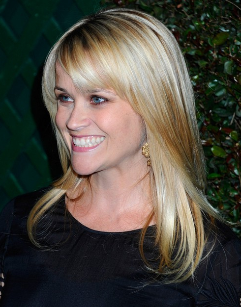 23 Reese Witherspoon Hairstyles Reese Witherspoon Hair Pictures Regarding Long Hairstyles Reese Witherspoon (View 4 of 25)