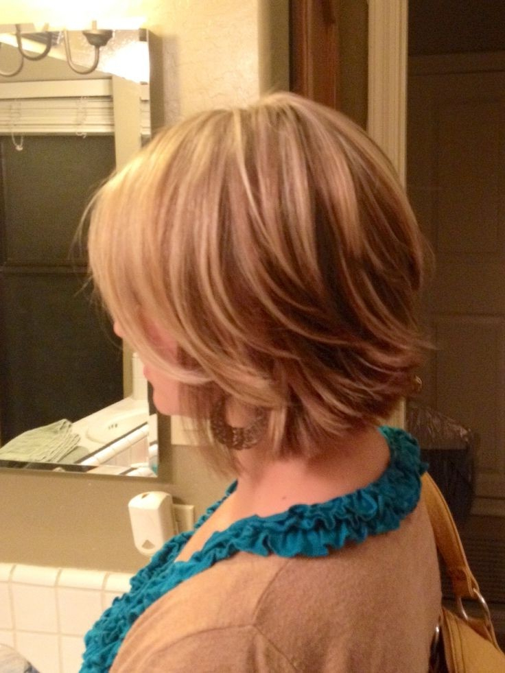 23 Short Layered Haircuts Ideas For Women – Popular Haircuts Inside Long And Short Layers Hairstyles (View 15 of 25)
