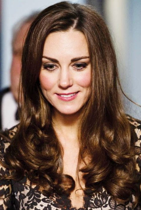 23Kate Middleton Hairstyles – Pretty Designs For Long Hairstyles Kate Middleton (View 5 of 25)