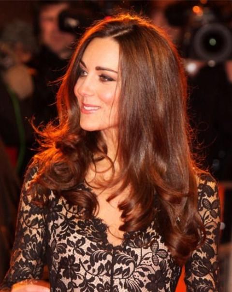 23Kate Middleton Hairstyles – Pretty Designs Regarding Long Hairstyles Kate Middleton (View 7 of 25)
