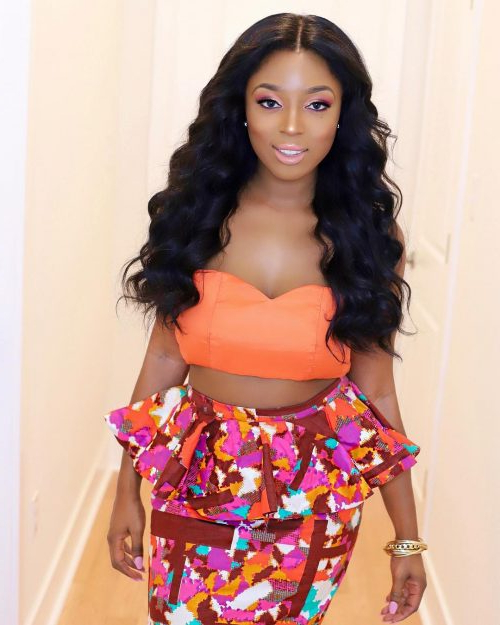 24 Amazing Prom Hairstyles For Black Girls For 2019 Regarding Long Hairstyles For Black Girls (View 24 of 25)