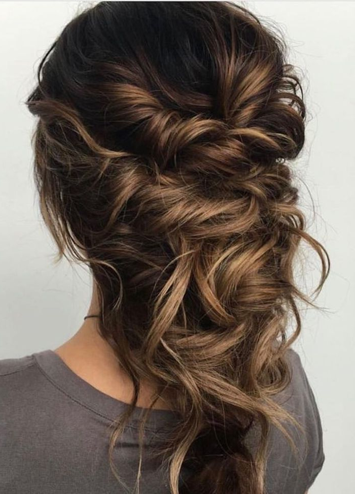 24 Gorgeous Messy Wedding Updos – Tania Maras | Bespoke Wedding Within Tousled Prom Updos For Long Hair (View 9 of 25)