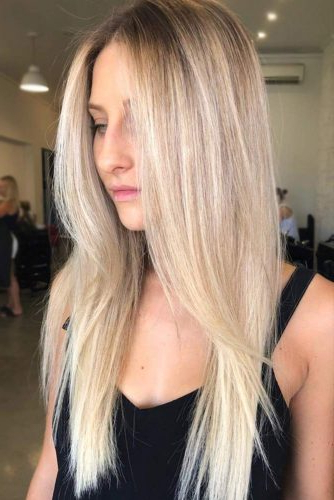 24 Long Layered Hairstyles: New And Classy, Flattering Approaches Within Sleek, Straight Tresses For Long Hairstyles (View 5 of 25)
