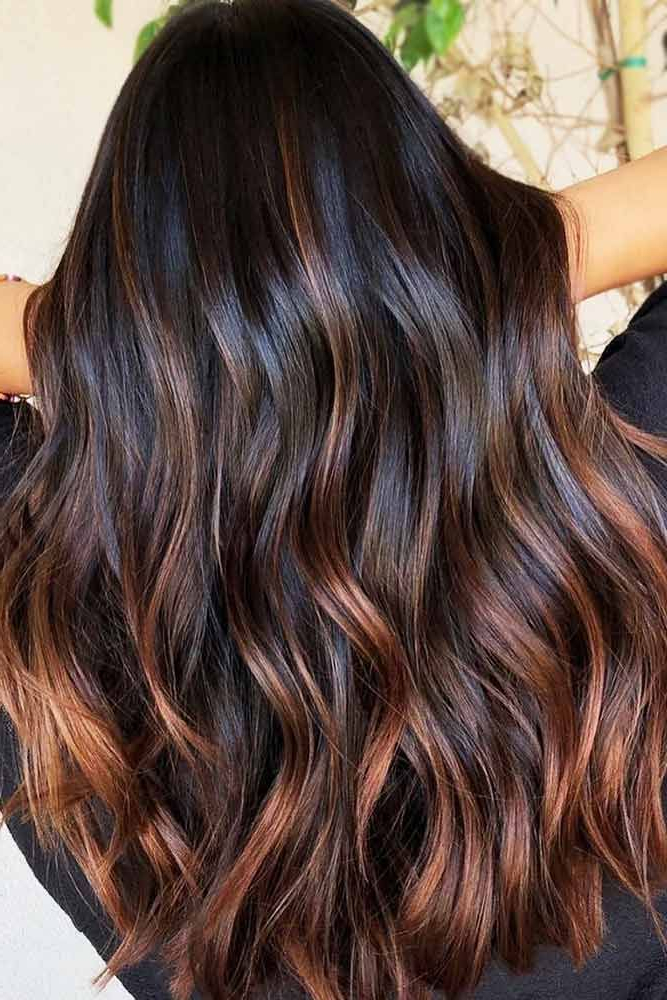 24 Seductive Chestnut Hair Color Ideas To Try Today | Hair With Regard To Choppy Chestnut Locks For Long Hairstyles (View 16 of 25)
