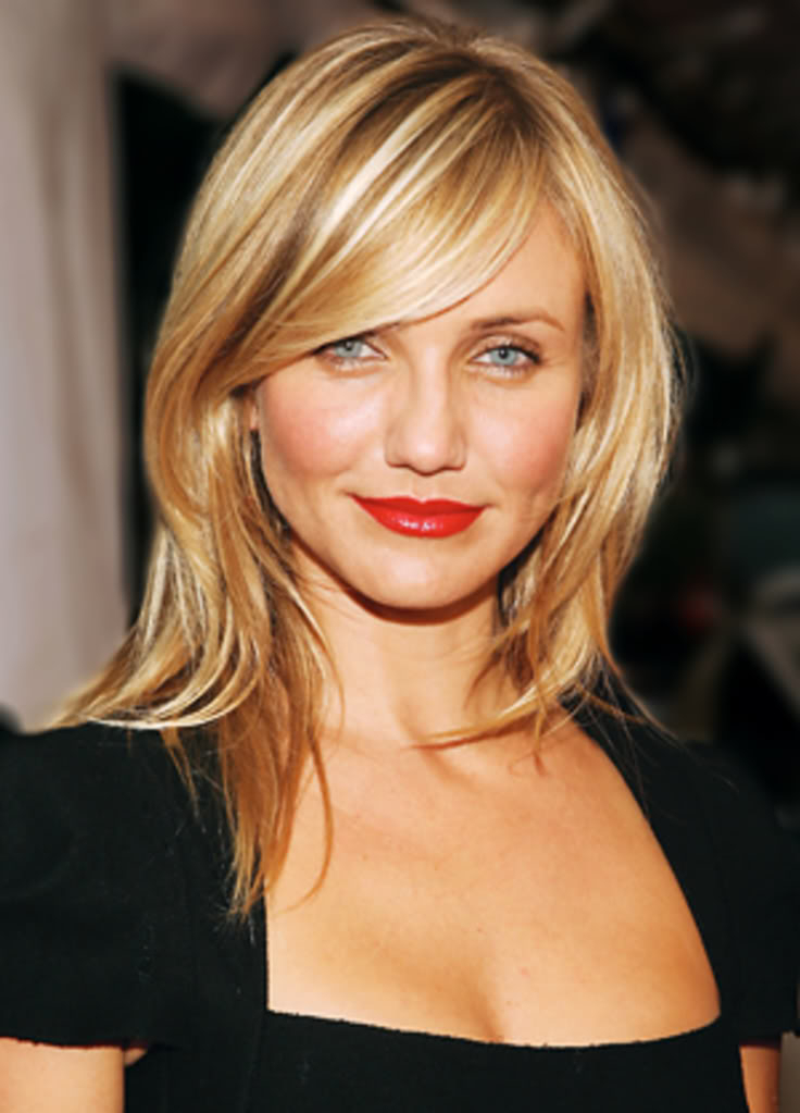 25 Beautiful Medium Length Haircuts For Round Faces » Wassup Mate Throughout Long Hairstyles Round Face (View 21 of 25)
