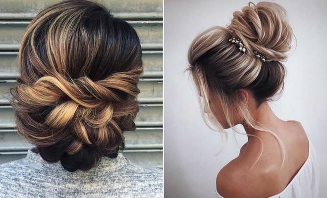 25 Best Formal Hairstyles To Copy In 2018 | Stayglam Regarding Low Petal Like Bun Prom Hairstyles (View 15 of 25)