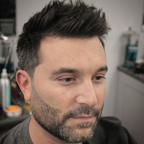 25 Best Haircuts For Guys With Round Faces (2019 Guide) With Regard To Long Hairstyles For Round Faces Men (View 24 of 25)
