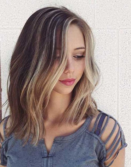 25 Best Long Bob Hair Throughout Bob Long Hairstyles (View 7 of 25)