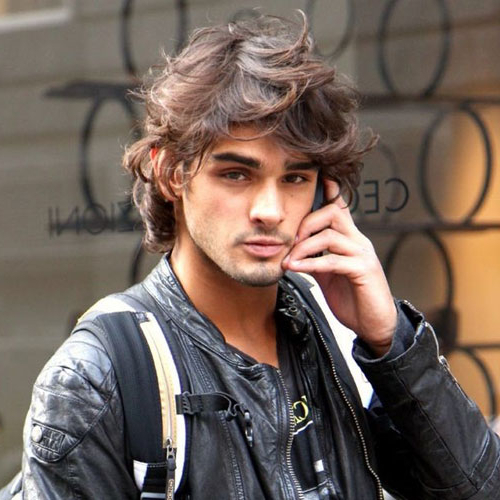 25 Best Messy Hairstyles For Men (2019 Update) Intended For Messy Long Hairstyles (View 9 of 25)