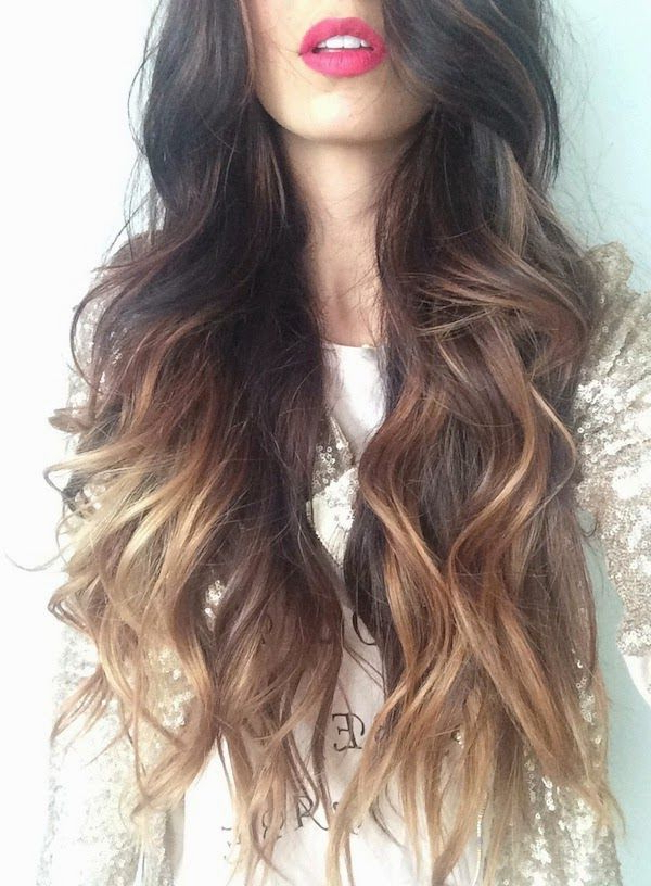 25 Best New Hairstyles For Long Haired Hotties! – Popular Haircuts Throughout Long Hairstyles Ombre (View 24 of 25)