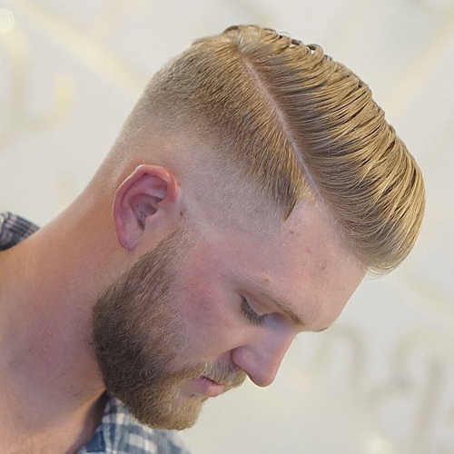 25 Best Side Part Hairstyles + Parted Haircuts For Men (2019 Guide) With One Side Short One Side Long Hairstyles (View 21 of 25)