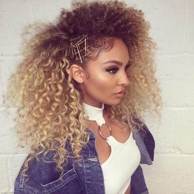 25 Bobby Pin Hairstyles You Haven't Tried But Should | Glamour For Long Hairstyles With Bobby Pins (View 4 of 25)