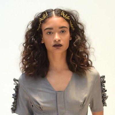 25 Bobby Pin Hairstyles You Haven't Tried But Should | Glamour Intended For Long Hairstyles With Bobby Pins (View 5 of 25)