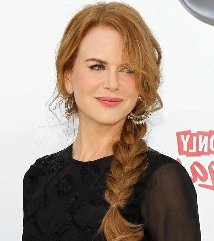 25 Celebrity Hairstyles For Women Over 40 Intended For Long Hairstyles For Women In Their 40S (View 22 of 25)