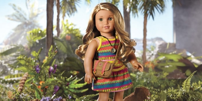 25 Cute & Beautiful American Girl Doll Hairstyles Intended For Cute Hairstyles For American Girl Dolls With Long Hair (View 19 of 25)
