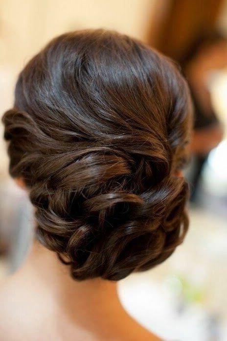 25 Fabulous French Twist Updos: Stunning Hairstyles With Twists In Twisted Side Roll Prom Updos (View 9 of 25)
