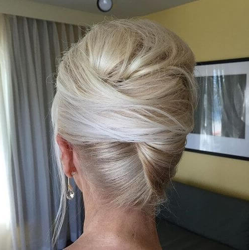 25 Fabulous French Twist Updos: Stunning Hairstyles With Twists With Regard To Classic French Twist Prom Hairstyles (View 10 of 25)