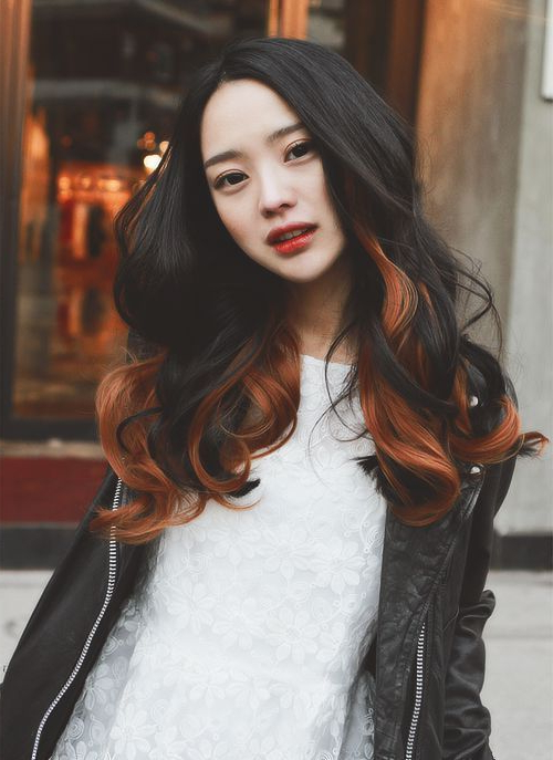 25 Gorgeous Asian Hairstyles For Girls Throughout Long Hairstyles Asian Girl (View 12 of 25)