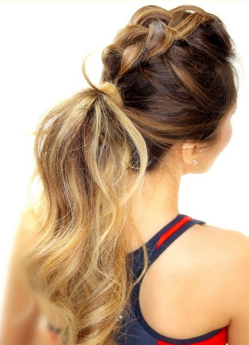25 Hairstyles For Summer 2019: Sunny Beaches As You Plan Your Within Summer Long Hairstyles (View 11 of 25)
