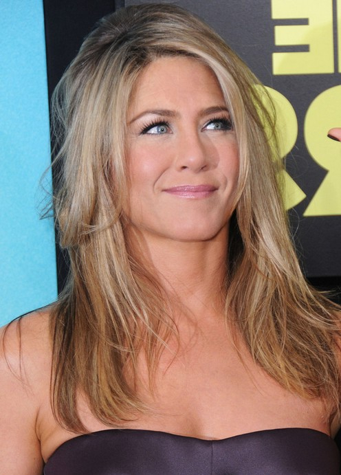 25 Jennifer Aniston Hairstyles Jennifer Aniston Hair Pictures Pertaining To Long Layered Hairstyles Jennifer Aniston (View 13 of 25)