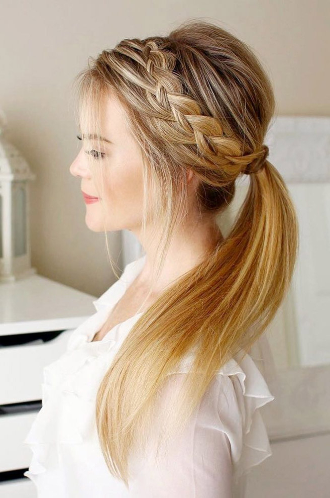 25 Luscious Daily Long Hairstyles Ideas | Knowledge Regarding For Long Hairstyles Daily (View 15 of 25)