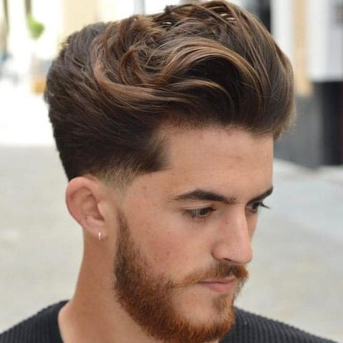 25 Medium Length Hairstyles For Men 2019   Men's Haircuts + Throughout Medium Long Hairstyles For Men (View 14 of 25)