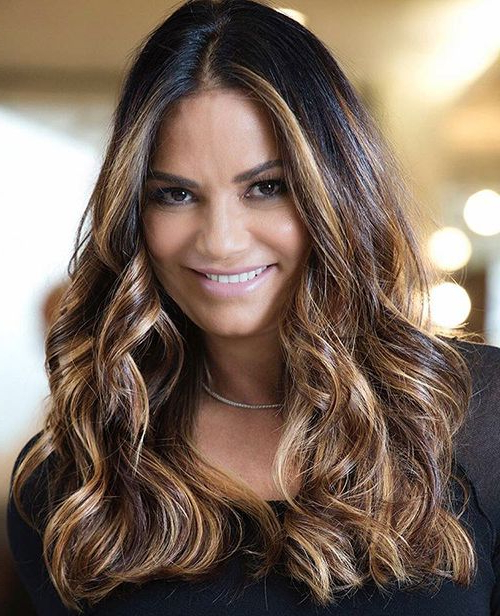 25 Modern Long Hairstyles | Hairstyles Ideas In Modern Long Hairstyles (View 24 of 25)