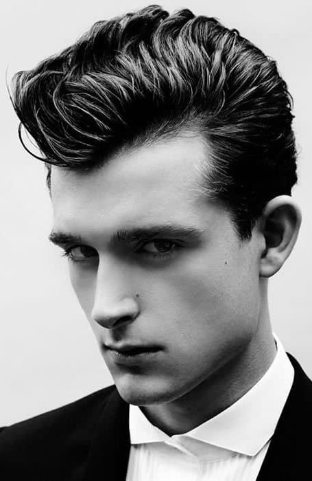 25 Old School 1950S Hairstyles For Men – Cool Men's Hair With Regard To Long Hairstyles In The 1950S (View 20 of 25)
