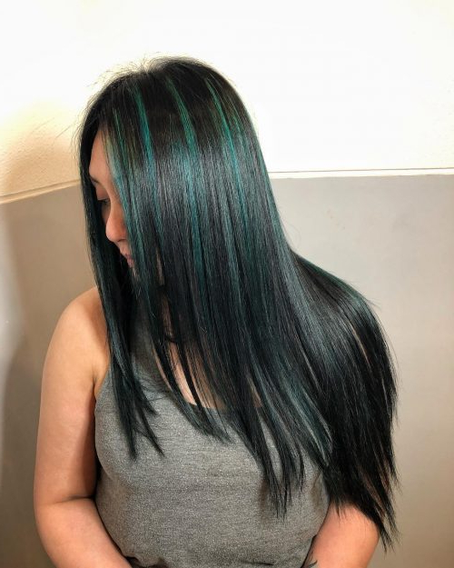 25 Prettiest Hair Highlights For Brown, Red & Blonde Hair In 2019 Pertaining To Long Hairstyles With Highlights (View 19 of 25)