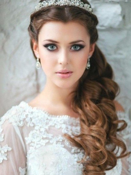25 Quinceanera Hairstyles For Girls | Hairstylo Within Long Hair Quinceanera Hairstyles (View 20 of 25)