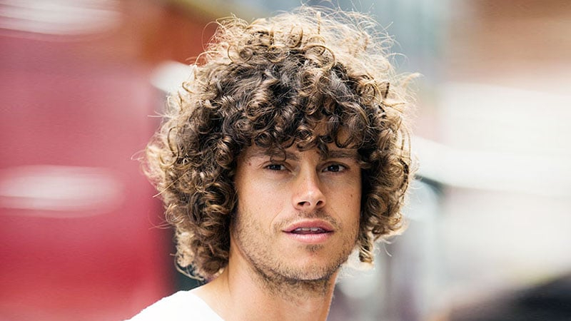 25 Sexy Curly/wavy Hairstyles & Haircuts For Men – The Trend Spotter Pertaining To Men Long Curly Hairstyles (View 25 of 25)