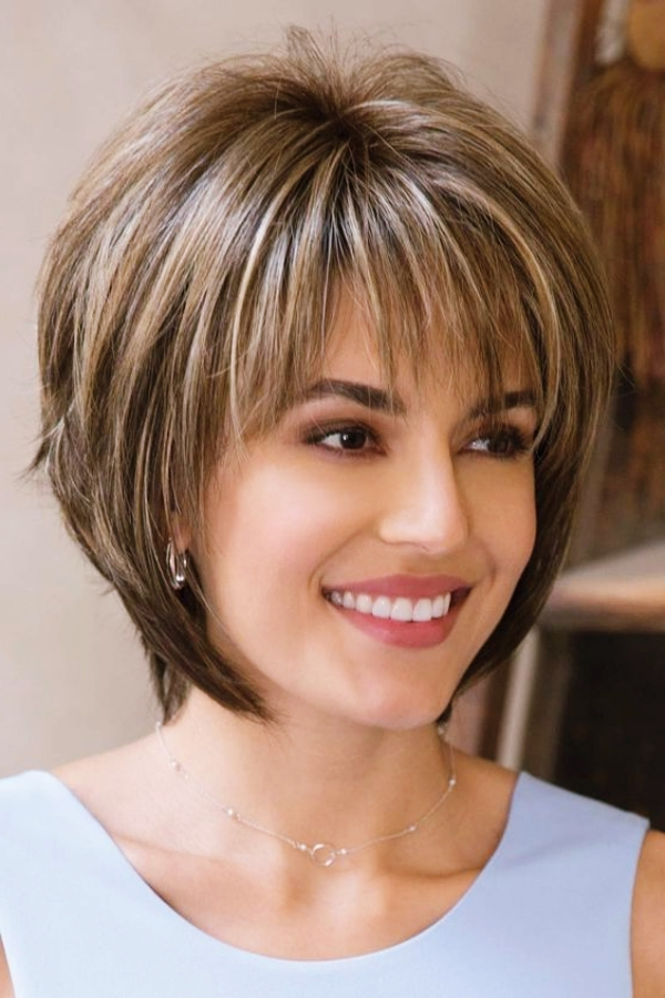25 Sober Hairstyles For Women Over 50 – Buzz 2018 With Regard To Long Hairstyles Ladies Over (View 23 of 25)