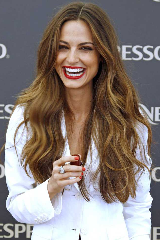 25 Stunning Long Hairstyles For 2015 For Long Hairstyles In (View 2 of 25)