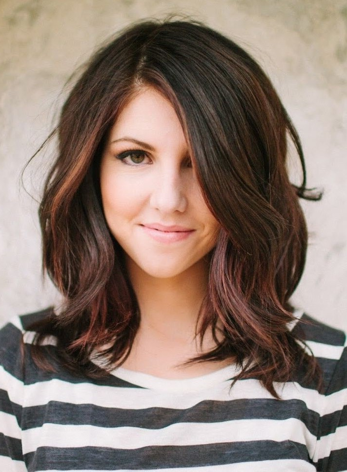 25 Stunning Long Hairstyles For 2015 Regarding Long Hairstyles In (View 23 of 25)